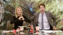 Kelly Ripa is 'in love' with trivia dancer's wild dance moves