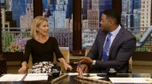 Kelly Ripa dishes on daughter's unusual reaction to meeting big idol