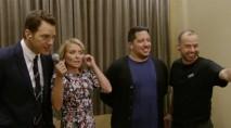 Kelly Ripa and Chris Pratt pull epic prank on audience members