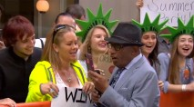 Al Roker helps woman pull off epic surprise on live TV