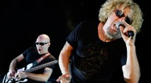 Val Halen's Sammy Hagar reveals how he got over his insecurities