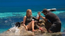 Get a behind-the-scenes peek at 'The Shallows,' starring Blake Lively