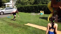 12 epic slip and slide fails in 90 seconds