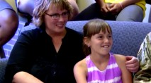 College students give 9-year-old girl a life-changing gift